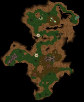 Wizardry 8 Map